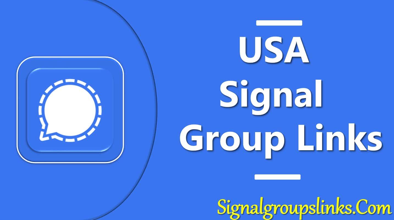 USA Signal Group Links