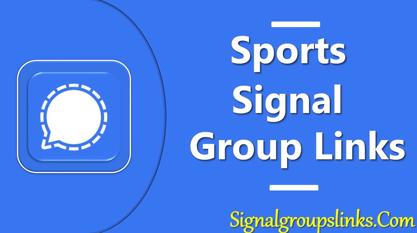 Sports Signal Group Links