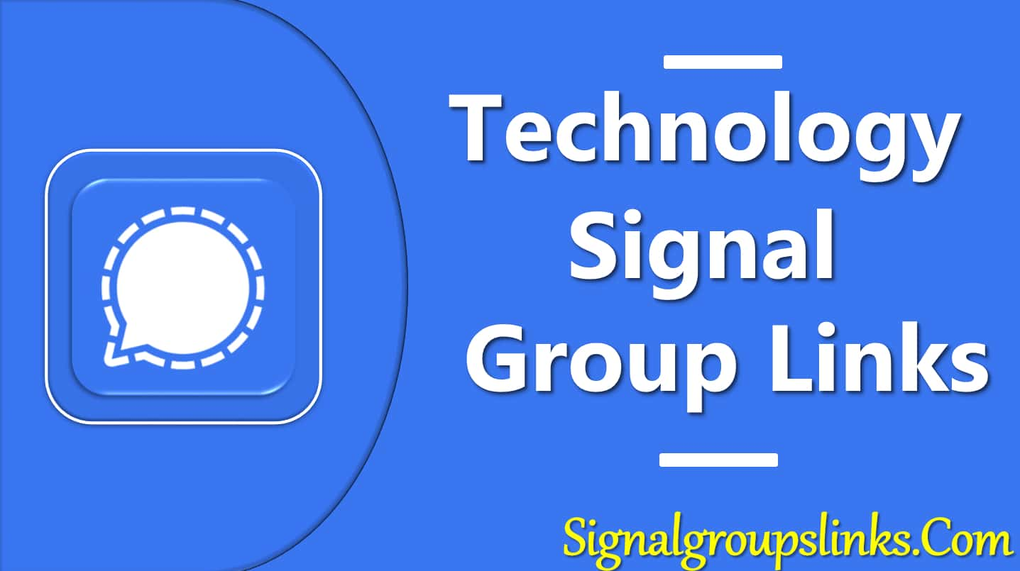 Technology Signal Group Links